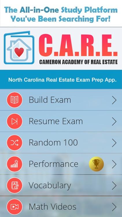 NC Real Estate Exam Prep