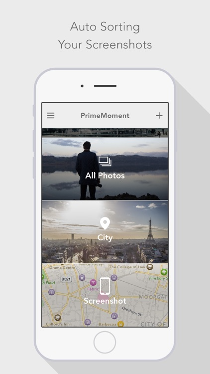 PrimeMoment - Photo Management, Tags, Memory