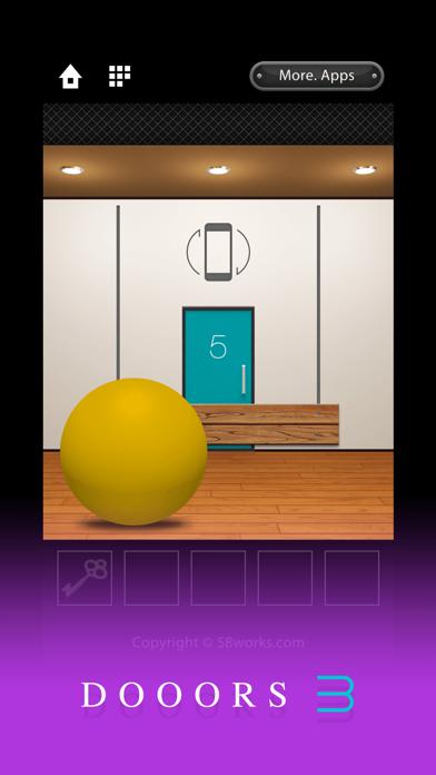 脱出ゲーム DOOORS 3のおすすめ画像1