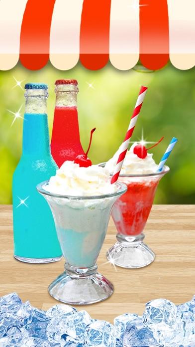 Ice Cream Soda Pop! - Frozen Drink Maker Game