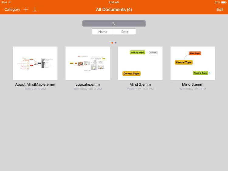 MindMaple screenshot-2