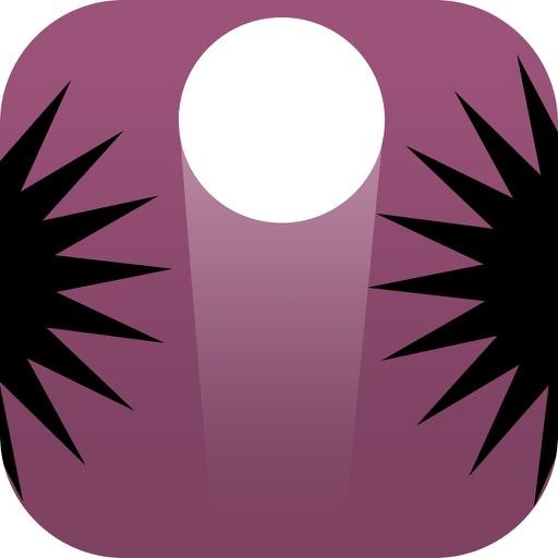 Spikes Limbo! - Nihilumbra Edition - A Dark Puzzle Game iOS App