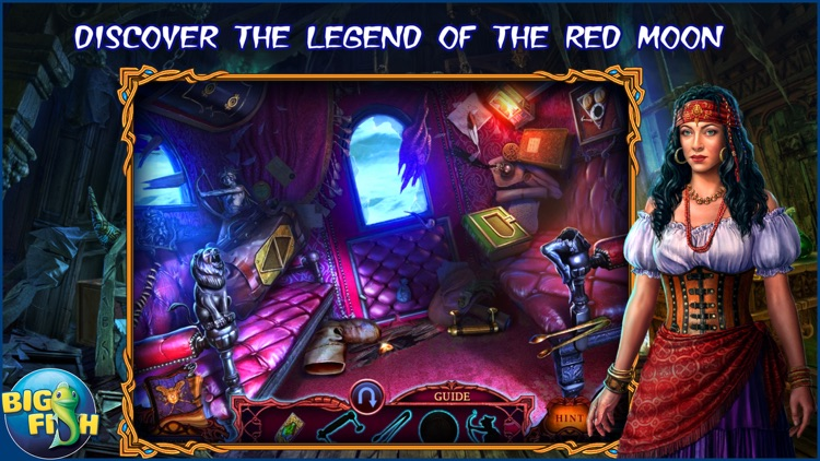 League of Light: Wicked Harvest - A Spooky Hidden Object Game (Full)