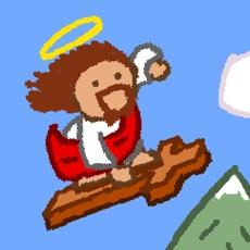 Activities of Snowboarding Jesus
