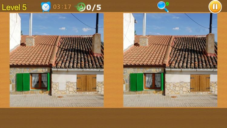 Spot Difference: House screenshot-4
