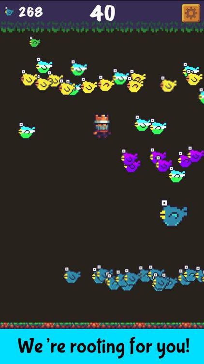 King Top Bird screenshot-3