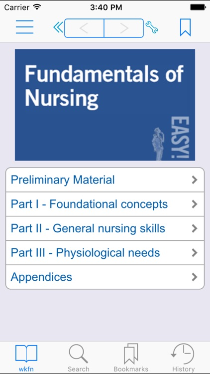 Fundamentals of Nursing Made Incredibly Easy screenshot-0