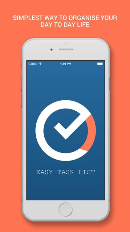 Easy Task-List