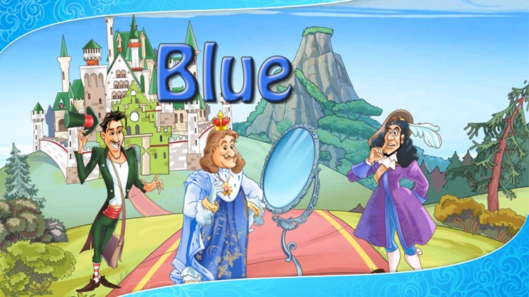 Dress Up Fairy Tale Game - Learn Colors All in One HD screenshot-3