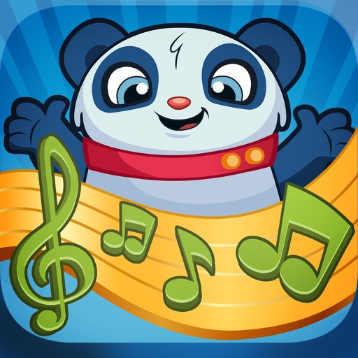 CosmoCamp: Music Game App for Toddlers and Preschoolers