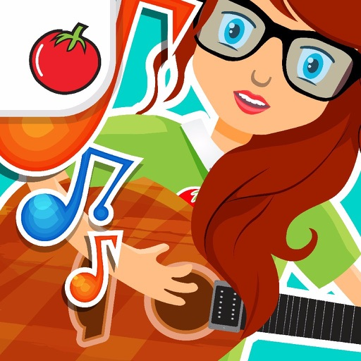 غنيلي - لعبة أغاني وألحان iOS App
