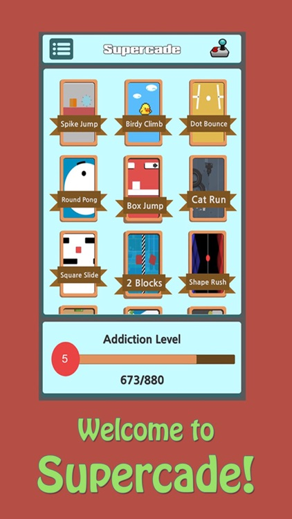 Supercade - Addicting Games Arcade screenshot-0