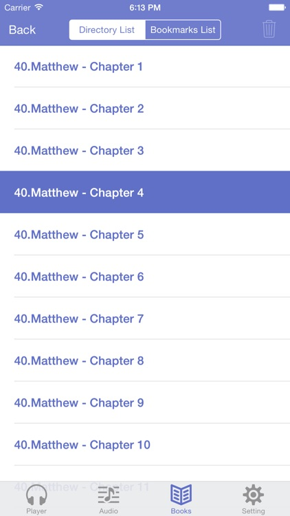 NIV Bible (Audio & Book) screenshot-4