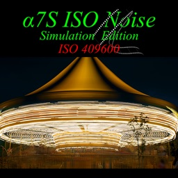 夜景撮影 ISO Noise notepad (メーリーゴーランド編)