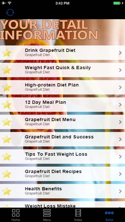 Easy Grapefruit Diet Plan - Best Healthy Weight Loss Diet Guide & Tips For Beginners, Start Today! screenshot-3