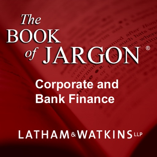 The Book of Jargon® - Corporate and Bank Finance iOS App