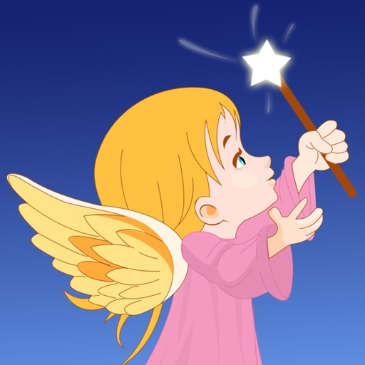 Angel Battle Force Shooter - new power shooting fantasy game icon