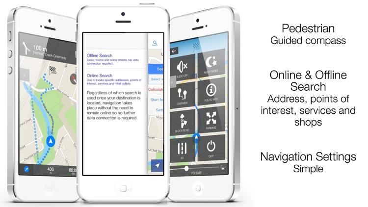 Minnesota Offline Maps & Offline Navigation