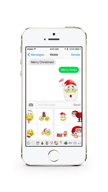 Christmas GIF Keyboard