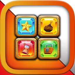 Four Gems - Play Finger Reflex Puzzle Game for FREE !