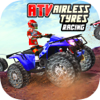 Shahnoor Ahmed - ATV Airless Tyres Racing artwork