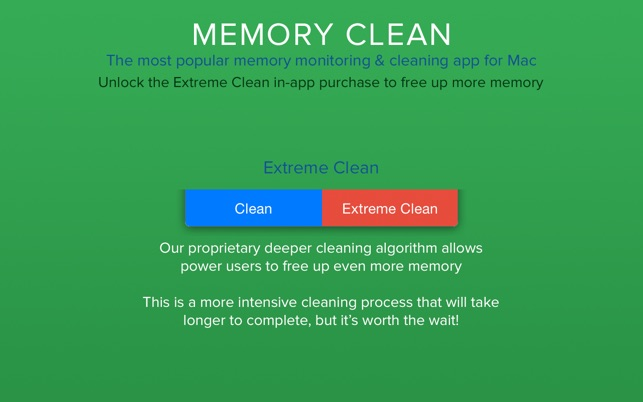 Memory Clean - Free Up Memory Screenshot