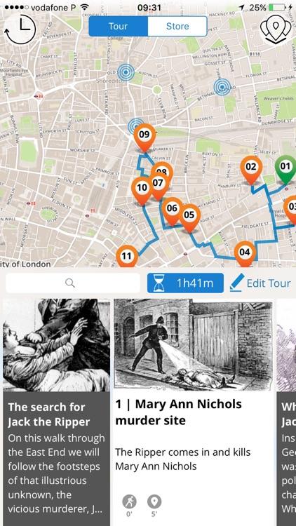 Jack the Ripper London Tour screenshot-3