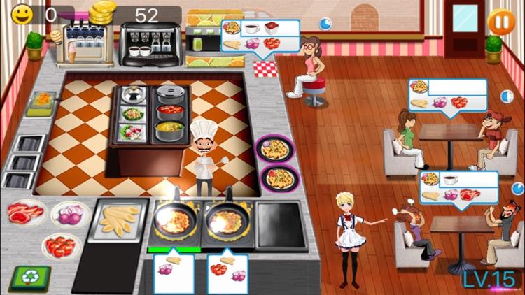 I Love Spaghetti -- Pasta Cafe screenshot-4