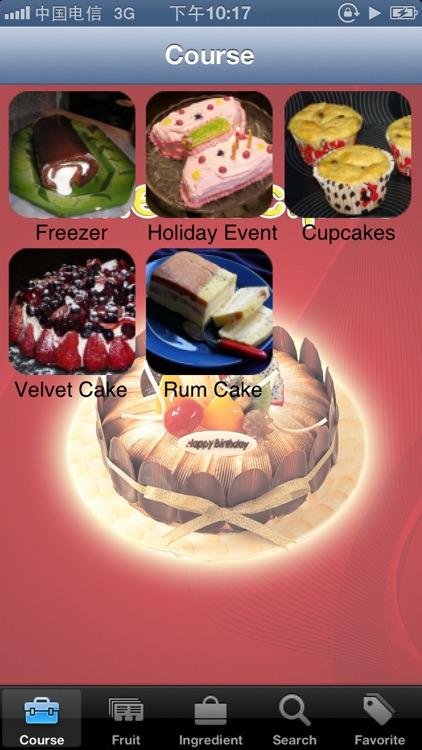 10000+ Cake Recipes
