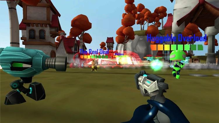 Battle Bears Overclock FPS Epic Multiplayer Shooting Games screenshot-4