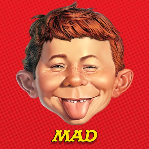 MAD Magazine Comes to the iPad