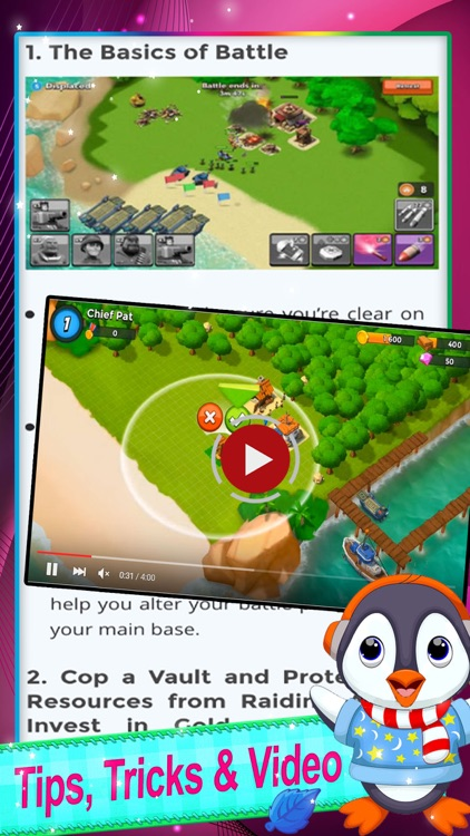 Guide for Boom Beach - Video Strategy screenshot-3