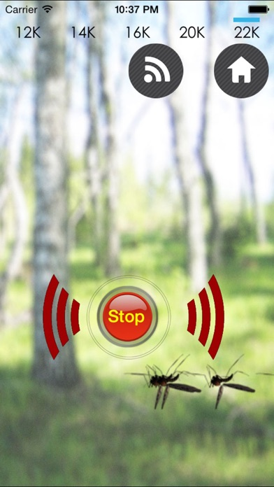 iHateMosquito -  蚊キラー screenshot1