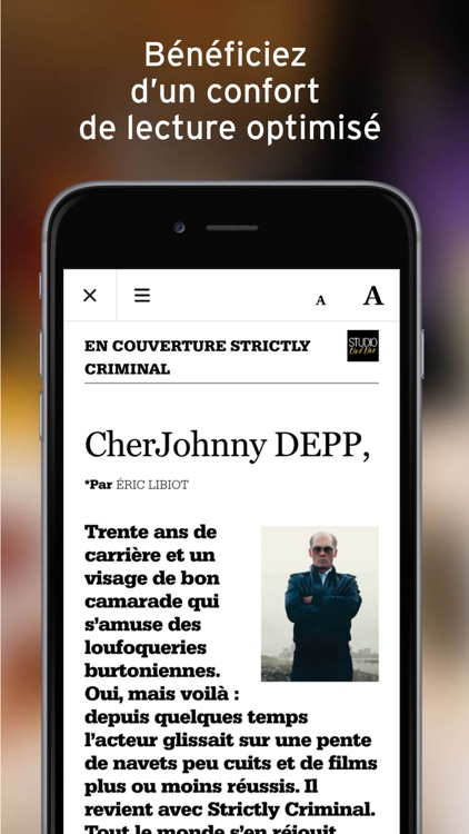 Studio Ciné Live - Magazine : Toute l'actu du cinéma. screenshot-3
