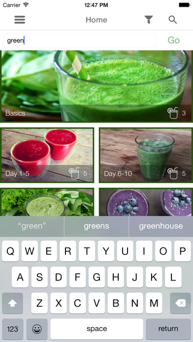 30 Day Smoothie and Juice fastのおすすめ画像4