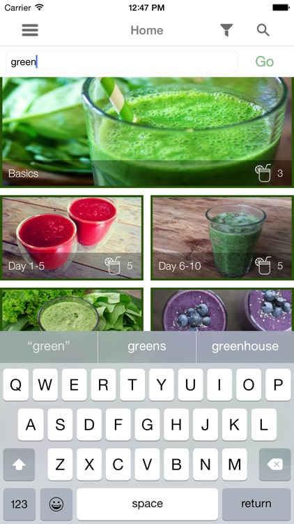 30 Day Smoothie and Juice fast screenshot-3