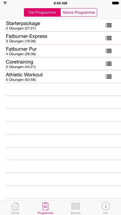 Brigitte Fitness Fit in 4 Wochen screenshot-4