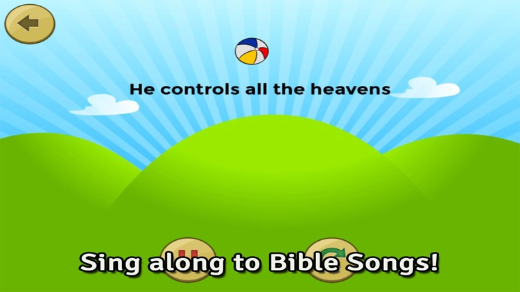 Life of Jesus: Virgin Birth - Bible Story, Coloring, Singing and Games for Children screenshot-4