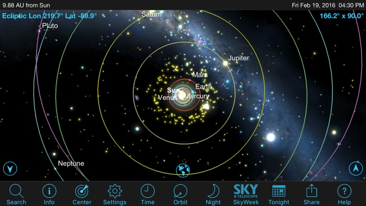 SkySafari 5 screenshot-2