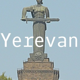 hiYerevan: Yerevan Offline Map and More