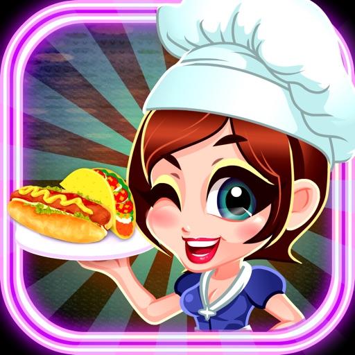 My Pocket Diner Cooking - Fastfood Restaurant To Go! - Full Version