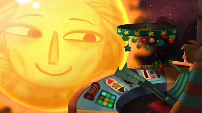 Broken Age ™ Screenshot