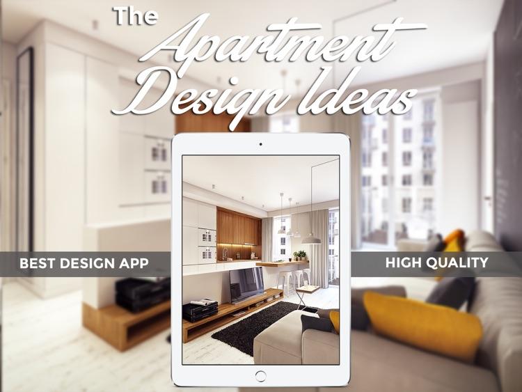 Apartment Design Ideas for iPad - Includes Floor Plans