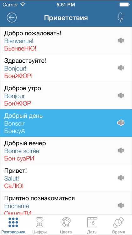 Русско-французский разговорник туриста screenshot-1