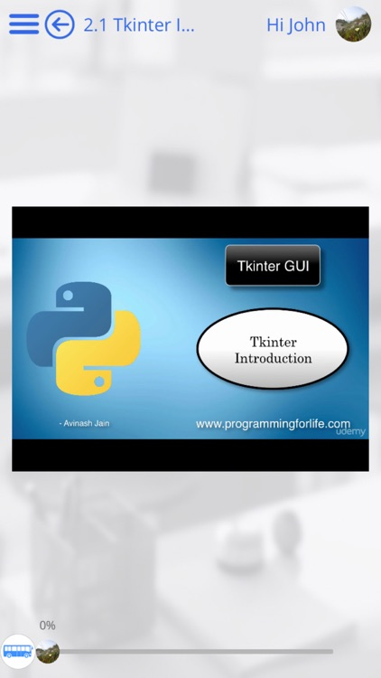 Python GUI and Gaming 101 with TKinter by GoLearningBus screenshot-4