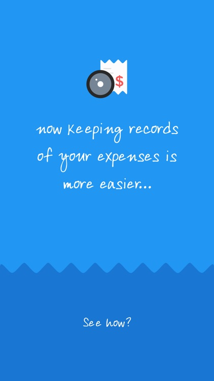 ClickBill - A new way to store bills and manage expenses
