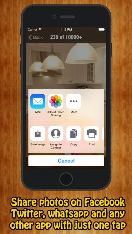 10,000+ Kitchen Designs Pro screenshot-3