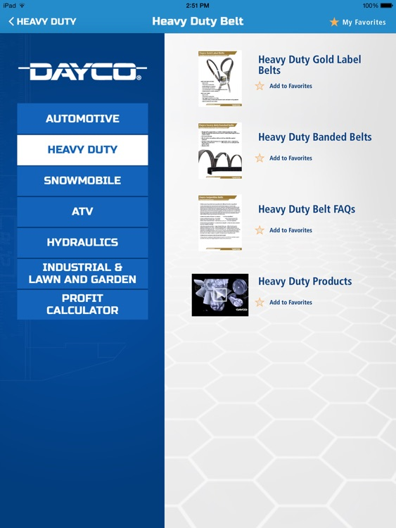 Dayco Sales & Training screenshot-3