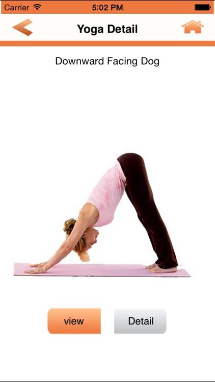 Yoga For Beginner screenshot-3