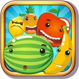 Crazy Happy Fruit Link Land